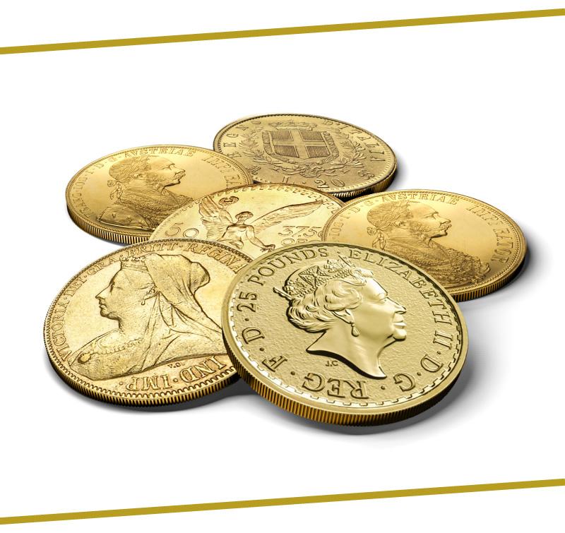 Acquistiamo monete